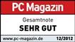PC Magazin bewertet True Image 2013 by Acronis mit der Note